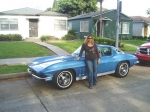 My Son Jose's 1966 Corvette